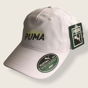 PUMA HAT / ADJUSTABLE RELAXED FIT /PRE CURVED BILL